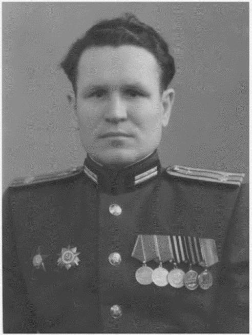 Афанасьев Иван Максимович