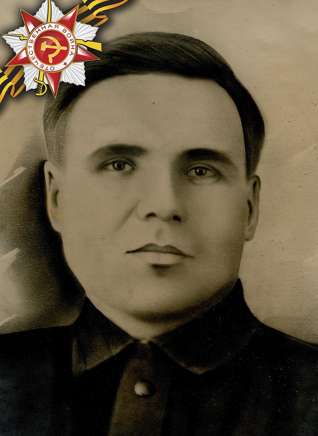 Козлов Федор Иванович
