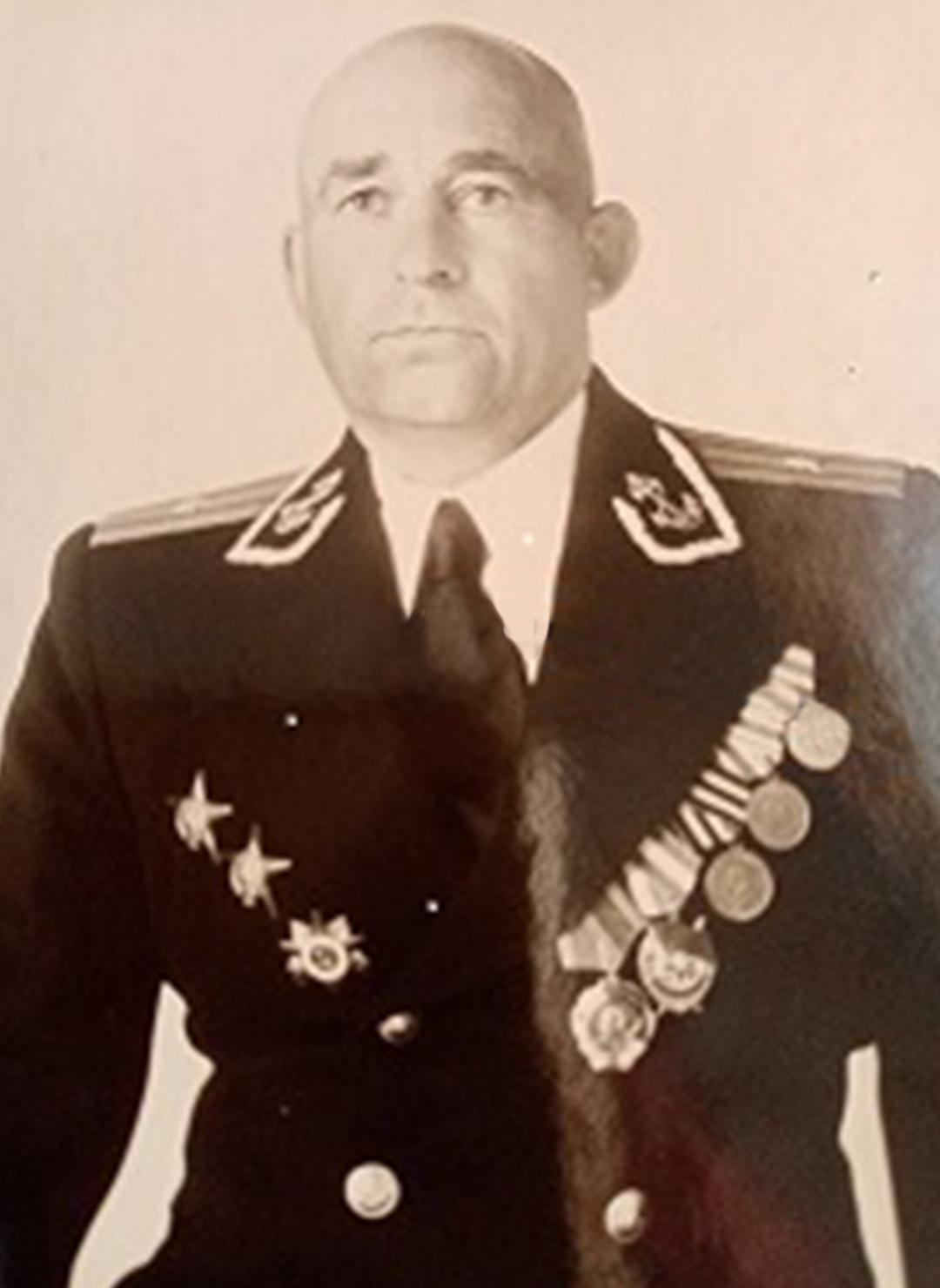 Боличенко Леонтий Евгеньевич