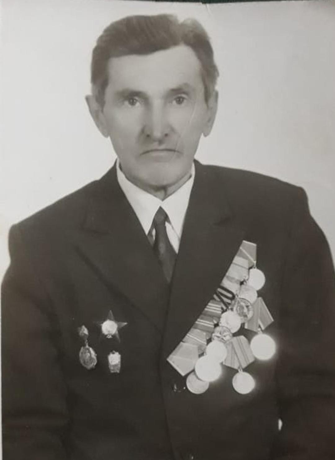 Смольянинов Григорий Петрович