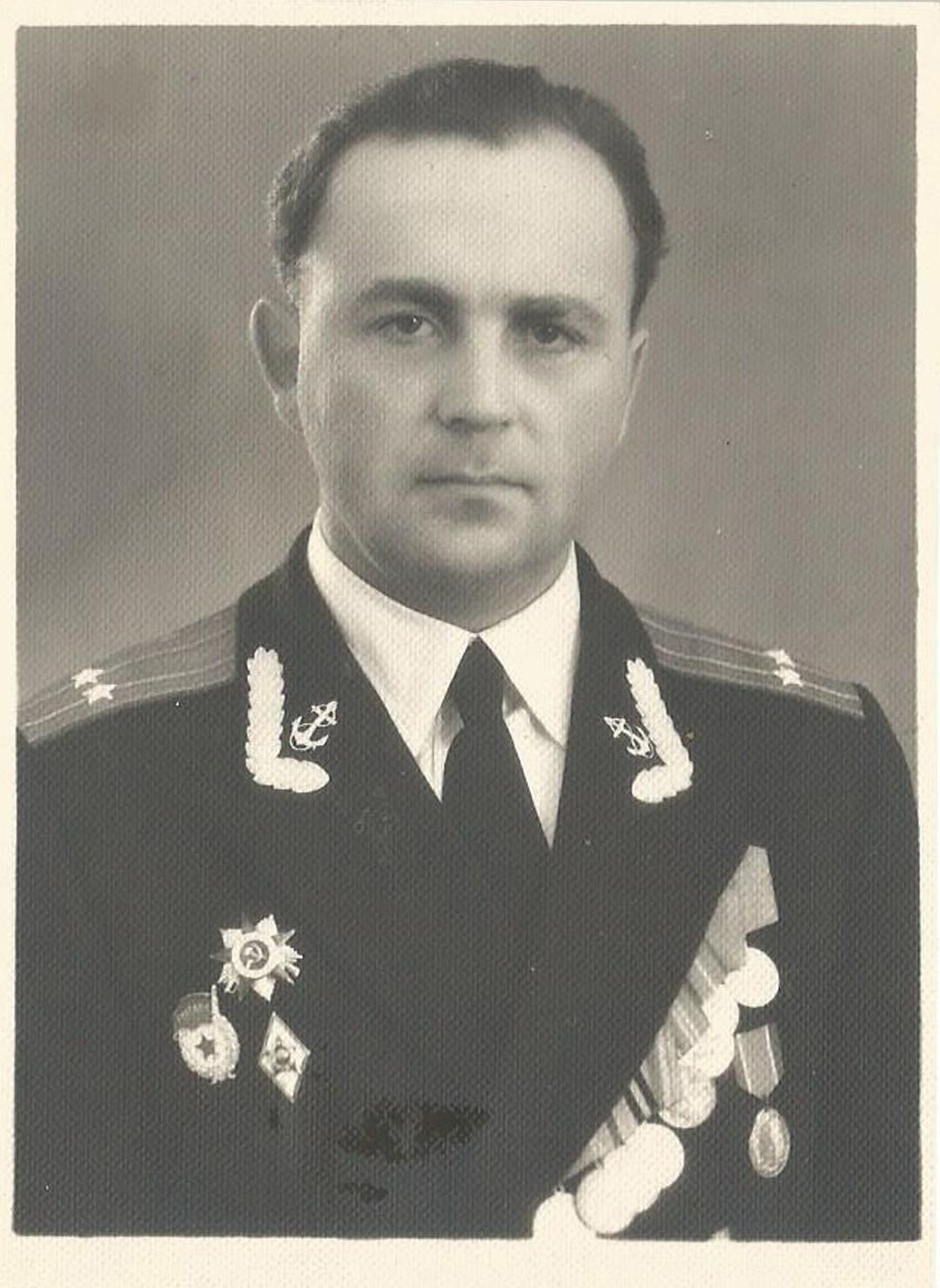 Козлов Валентин Петрович