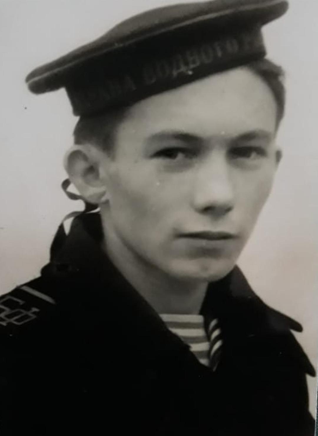 Нагорнов Владимир Данилович
