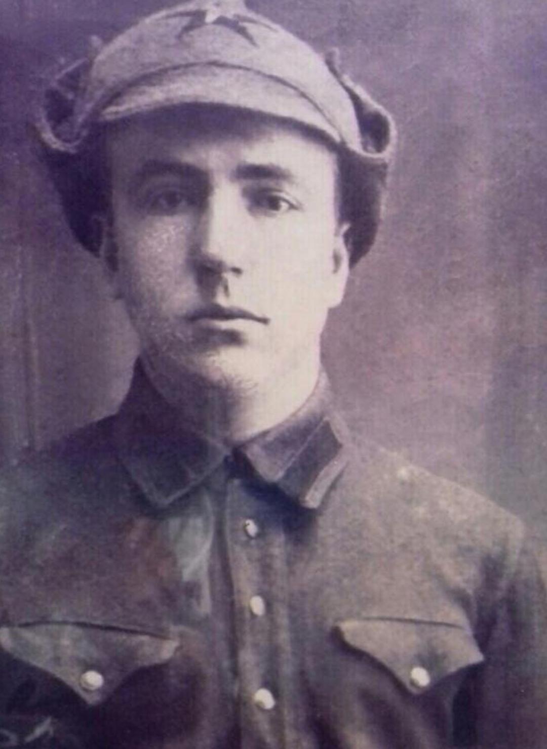 Попов Петр Степанович