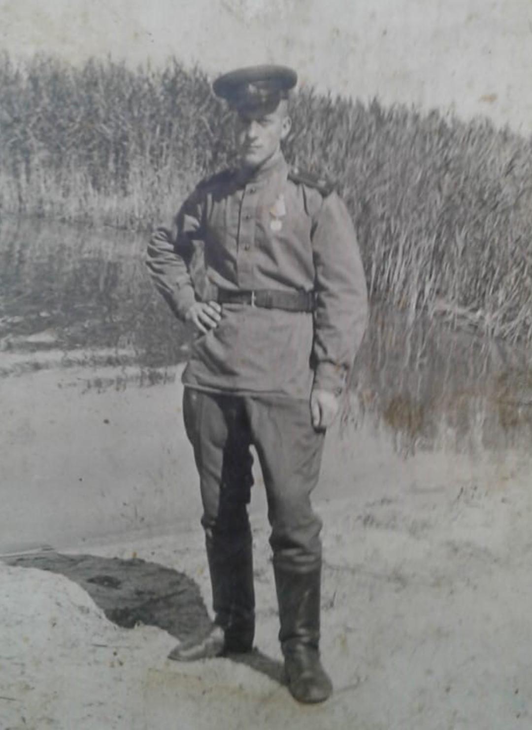 Троман Василий Дмитриевич