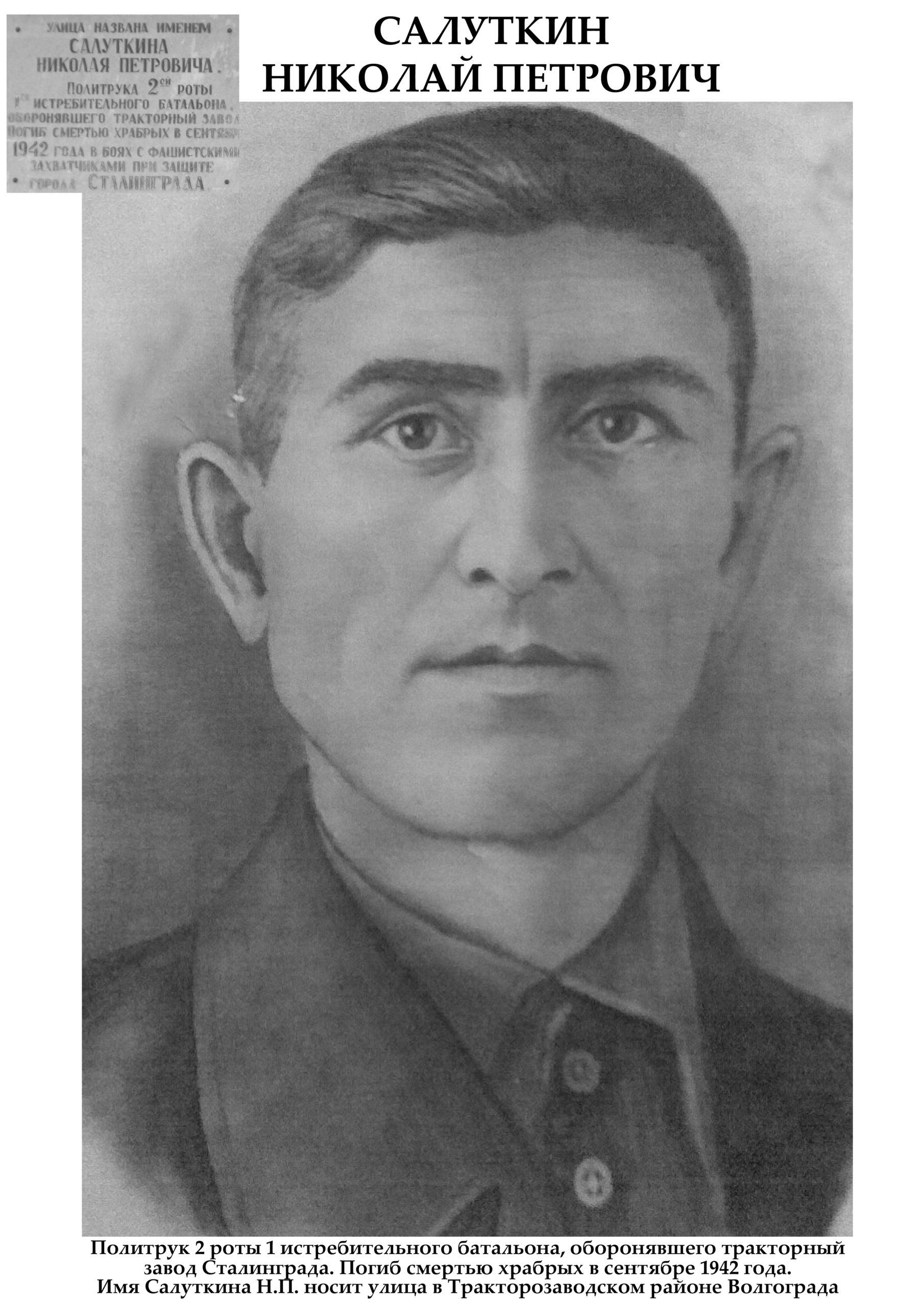 Салуткин Николай Петрович